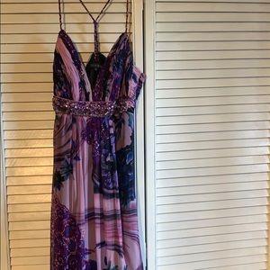Maxi Prom Dress